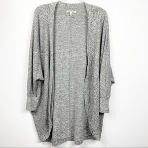 American Eagle | Open Front Long Cardigan